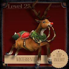 » Winterrentier | Winter Reindeer | World of Warcraft | Pet | Haustier L25 «
