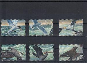Sierra Leone  6 W  postfr   Vögel