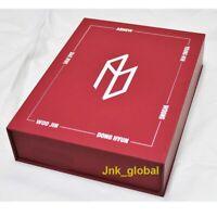 AB6IX 1st Official Membership Fan Club Kit Full Package Set + Free Tracking
