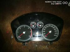 6266 Tacho Kombiinstrument Ford Focus 2,0 TDCI Visteon 7M5T10849GB