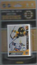 Patrice Bergeron David Krejci Zdeno Chara 13/14 Score Boston Bruins - Team Set