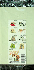 Pets - Pane of 20 Forever US Stamps - Sealed