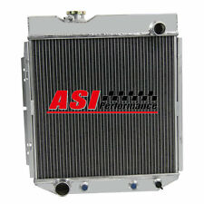 ASI 3 Row Aluminum Radiator For 1960-1966 1965 1964 Ford Mustang /Comet /Falcon