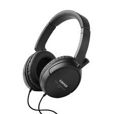 Edifier H840 Audiophile Over-the-ear Noise-Isolating Headphones - Black