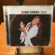 Donna Summer Gold 2 CD B0002719-02 (LN Condition)