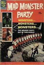 MAD MONSTER PARTY? DELL PUBS 1967 FN