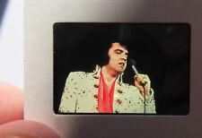 ELVIS Presley~ 35mm color slide~PHOTO- 1972 On Tour concert Live MOVIE