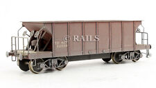 D.C. LAWRENCE 'OO' BROWN WEATHERED HOPPER WAGON