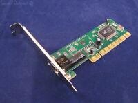Carte réseau PCI  REALTEK  10/100 MODEL RTL8139D