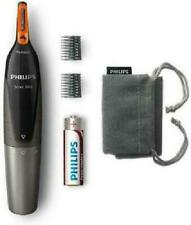 Philips Nt3160/10 Nose Trimmer Rasoio Rifinitore Peli Naso Sopracciglia Orecchie