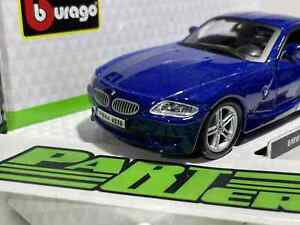 BMW Z4 M Coupe 1:32 Scale Model Toy Childs Enthusiast Dad Birthday Gift Present