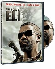The Book of Eli (DVD, WS, 2010) Denzel Washington NEW