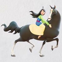 2018 Hallmark Disney Mulan A Girl's Best Friend Ornament