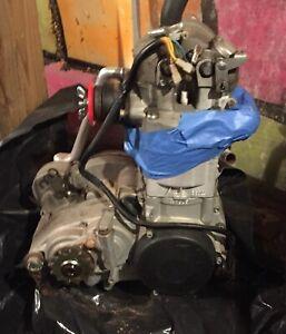 Husaberg 350cc Motor