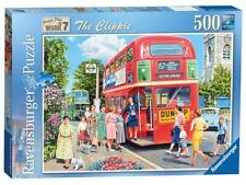 Ravensburger 14292 Happy Days at Work The Clippie 500 Piece Adults Jigsaw Puzzle