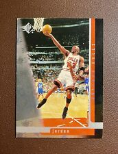 Michael Jordan , 1996-97 SP #16 , Chicago Bulls