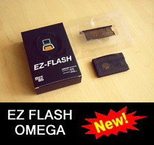 NOUVEAU! EZ Flash OMEGA-Gameboy Advance GBA SP DS DSi Nintendo 4 IV réforme