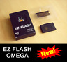 NEW! EZ Flash OMEGA - GameBoy Advance GBA SP DS DSI Nintendo 4 IV reform