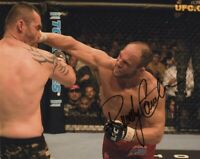 RANDY COUTURE SIGNED AUTOGRAPH UFC MMA 8X10 PHOTO  #2