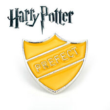 Hogwarts Prefect Pin, Universal Studios Wizarding World Harry Potter, Hufflepuff
