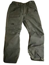 The North Face Freedom Insulated Pant | Men's Large / Asphalt Grey