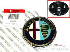 Alfa Romeo 159 original Emblem Heckklappe Kofferraum Modellzeichen 50500393 NEU