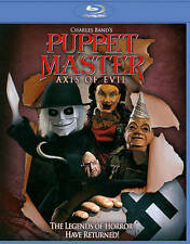 Puppet Master: Axis of Evil (Blu-ray Disc, 2010)