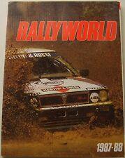 Rallyworld 1987-88  3rd Rallyworld Annual Paperback