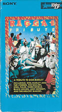 A REGGAE TRIBUTE TO BOB MARLEY Sony VHS 1981 Reggae Sunspash Steel Pulse HI-FI