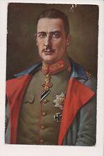 Vintage Postcard  Albrecht, Duke of Württemberg