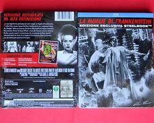 blu ray steelbook la moglie di frankenstein the bride of frankenstein metalbox f