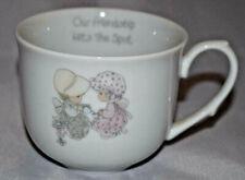 "Vintage ""Precious Moments"" Tea Cup - 1985"