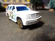 "MATCHBOX 2002 CADILLAC ESCALADE ""JAKE AND THE NEVER LAND PIRATES"" 1/64   5-2-4"