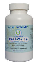 Kalawalla Polypodium Leucotomos Herb for Immune Support, Skin & More 120 VCaps