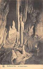 BR55619 La grande Draperie Grottes de Han belgium
