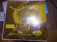 Doc Evans and his Dixieland Band - Muskrat Ramble - LP - partial wrap