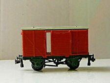 TRIX TWIN RAILWAYS Boxcar  2-Rail - 1959 RARE HO