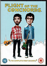 FLIGHT OF THE CONCHORDS Complete FIRST SEASON 1 Region 2 DVD Concords TV SERIES!