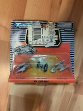 Galoob Micro Machines Star Wars XII A-Wing Y-Wing TIE Starfighter Set (SH15)
