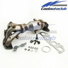 Exhaust Manifold Catalytic Converter +Gasket for 2007-2012 Nissan Altima 2.5L I4