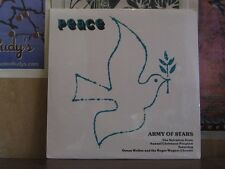 ARMY OF STARS, PEACE - CHRISTMAS LP SALVATION ARMY