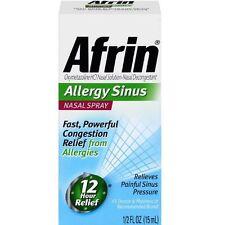 Afrin Nasal Spray Sinus 15 Ml Each
