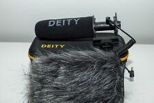 Deity V-Mic D3 Pro Broadcast Super-Cardioid Shotgun Microphone With Deadcat