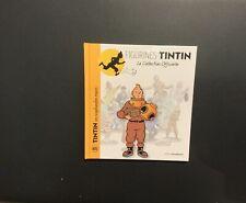 Figurines Tintin la collection officielle. Album n°65 Tintin. Moulinsart