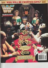 WWE WWF Magazine July 1995 King of the Ring