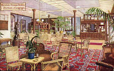 Buxton Hydro Hotel. Portion of Lounge.