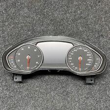 Original Audi A8 4H Essence Instrument Combiné Compteur Ks Fis Groupe 4H0920900N