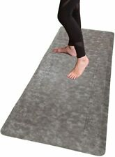 Extra Long Anti Fatigue Comfort Mats for Kitchen Floor Standing Desk Thick