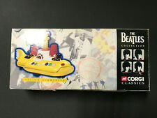 Korgi - The Beatles - Yellow Submarine toy, in box, mint