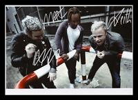 THE PRODIGY AUTOGRAPHED SIGNED & FRAMED PP POSTER PHOTO